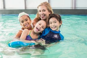 Swimming Lessons for Kids Tampa FL